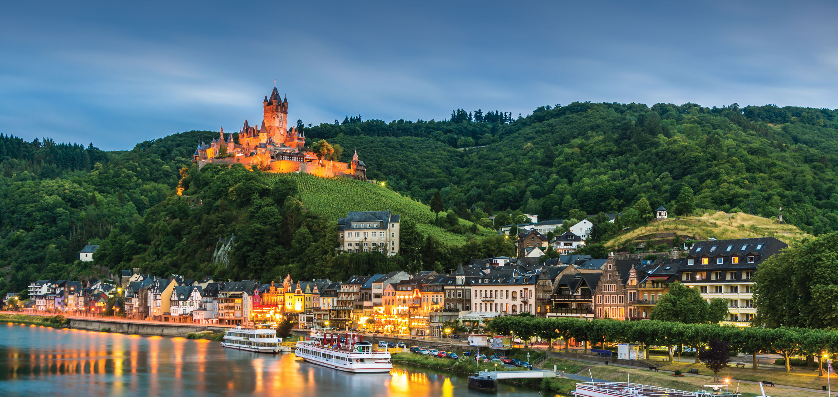 Christmas On The Rhine Cruise