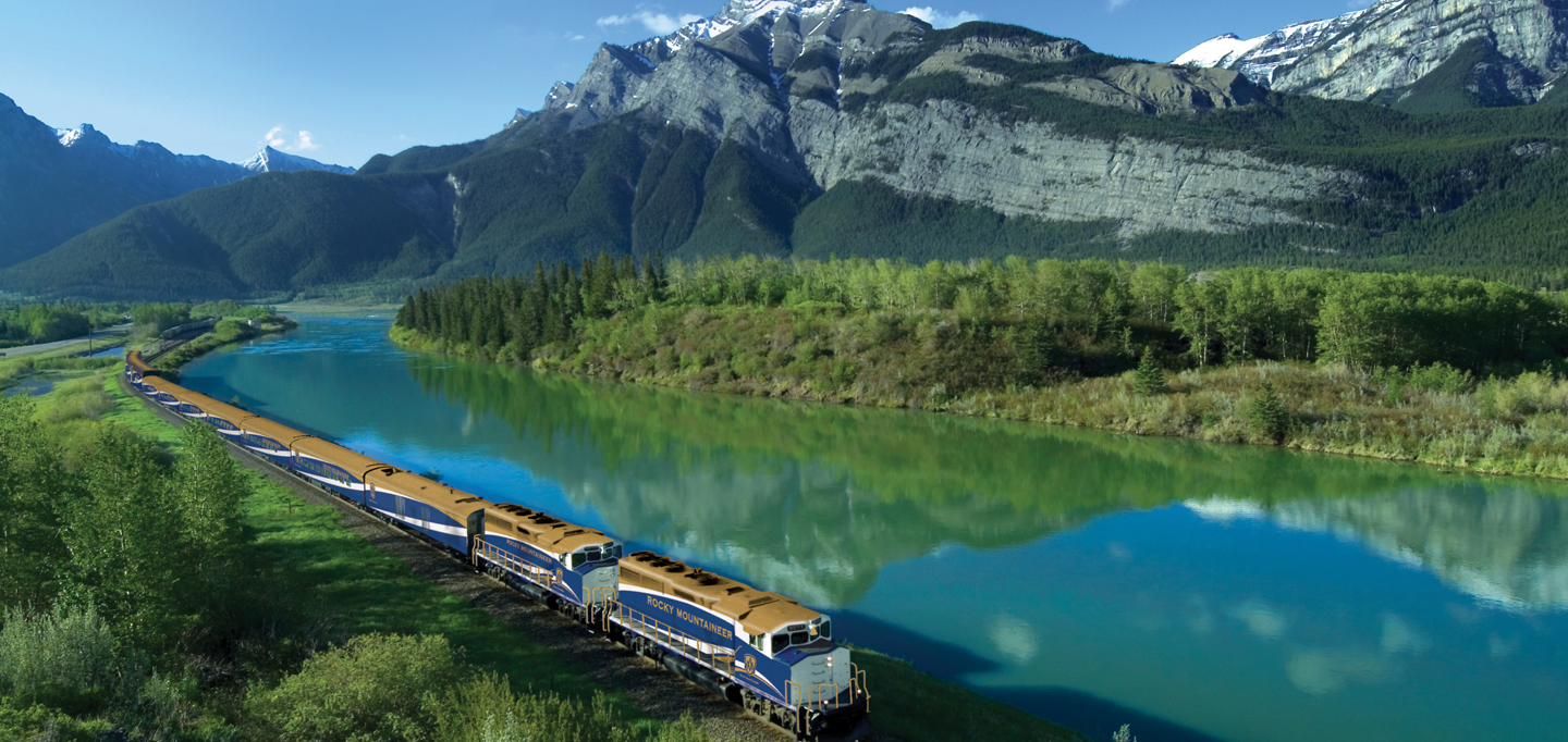 Rocky Mountaineer-Westbound