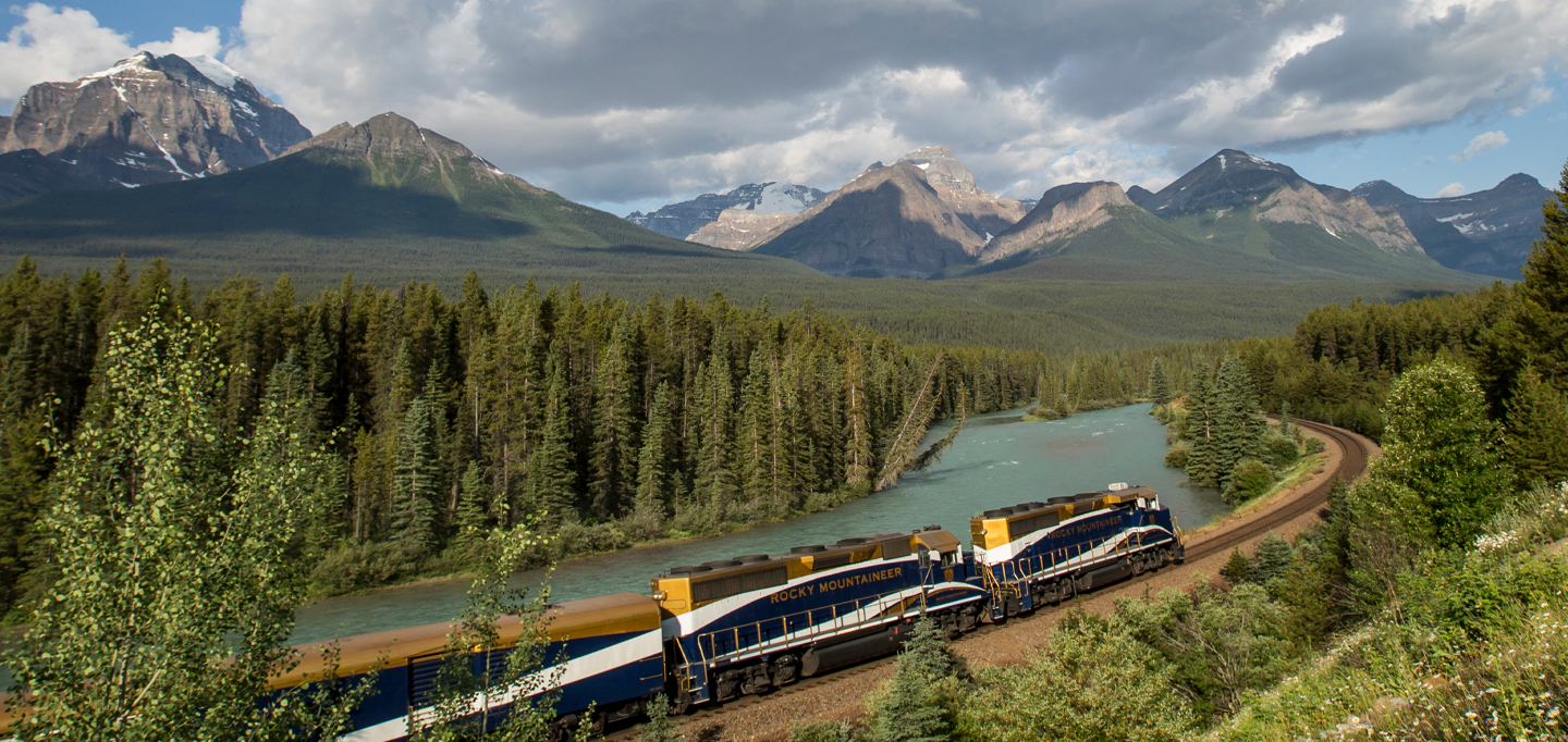 Rocky Mountaineer-Eastbound
